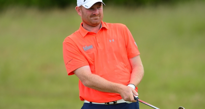 gareth qualifies for scottish open with hole in one