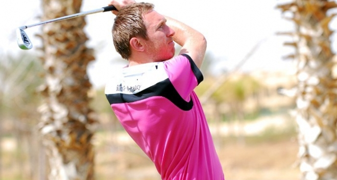 Jason Competing at the 2013 Alps Tour - Red Sea Little Venice Open