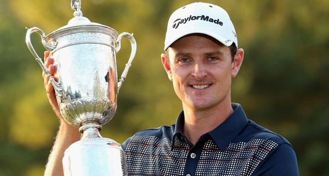 Justin Rose US Open Victory