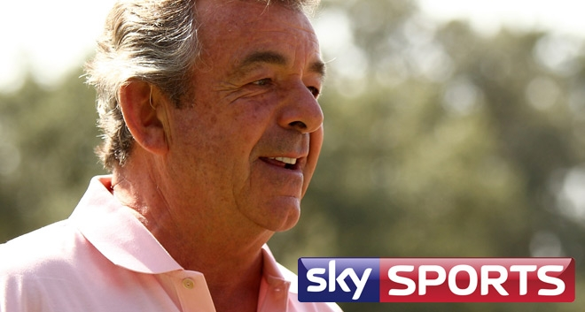 Tony Jacklin Sky Sports