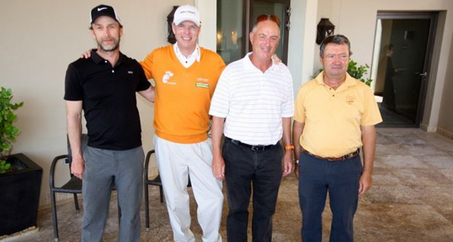 Gary Wolstenholme MBE wins in Spain